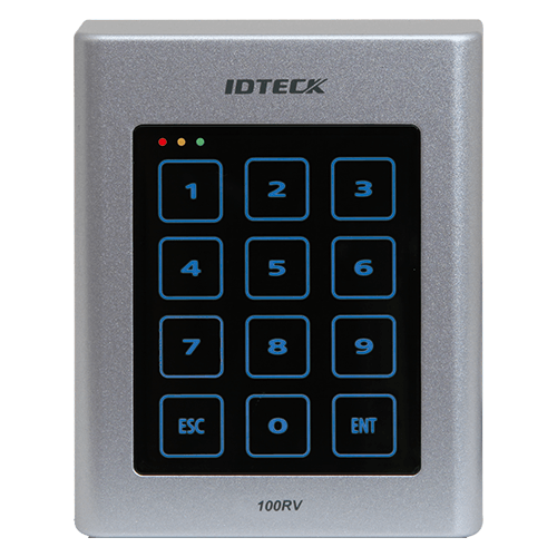 IDTeck Vandal Resistant Stand Alone Controller Front