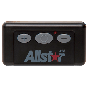 AllStar Quick Code 318 MHz Front