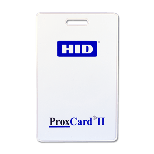 HID 26Bit ProxCard II - Custom Coding Front