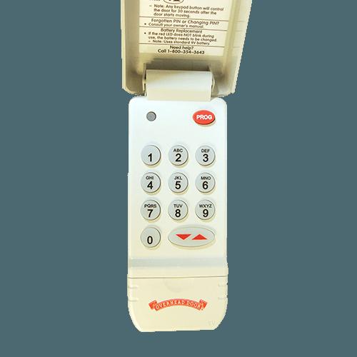 Code Dodger Wireless Keypad Front