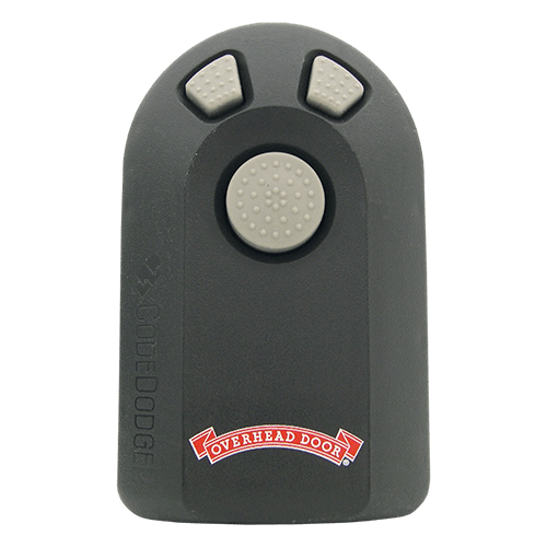 Code Dodger 3 Button Visor Front