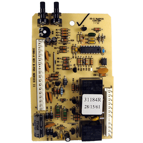 Genie Screw Drive Sequencer Board Front