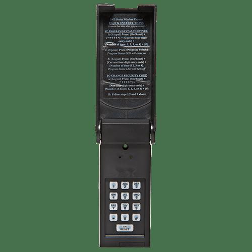 Wayne Dalton Keypad 303 MHz Front