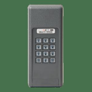 Stanley Wireless Keypad Front