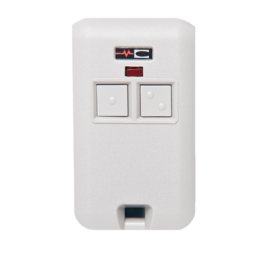 Multi-Code 2 Button Mini Front