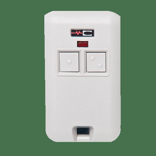 Stanley 2 Button Keychain Front
