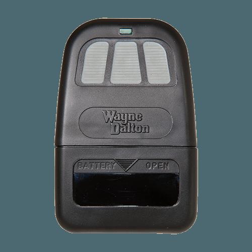 Wayne Dalton 309884 3910 3 Button Visor Remote Control 303 Manual Guide