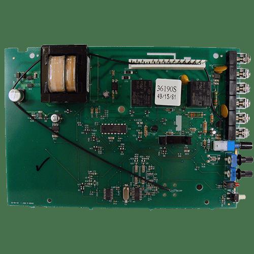 Genie 6 Terminal Circuit Board Front
