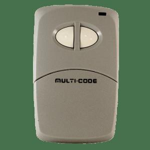 Multi-Code 2 Button Visor Front