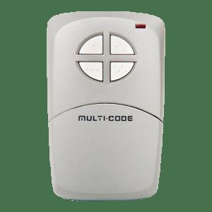 Multi-Code 4 Button Visor Front