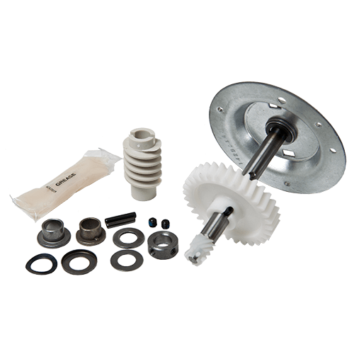 Liftmaster Gear and Sprocket Front