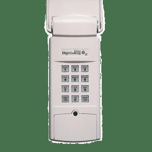 Digi-Code Multi-Code Keypad Front