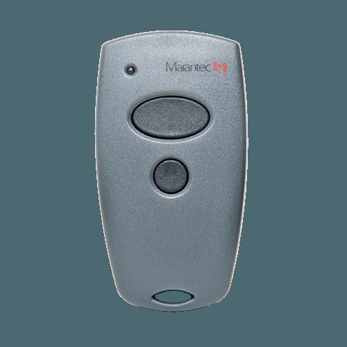 Marantec 2 Button Mini 315 MHz Front