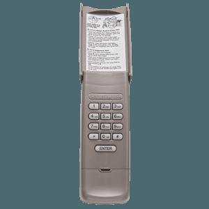 Liftmaster Wireless Keypad Front