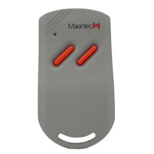 Marantec 2 Button 390 MHz Front