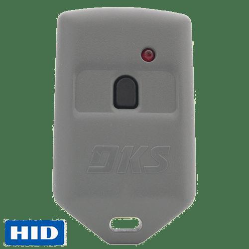 DoorKing MicroClick w-HID Front
