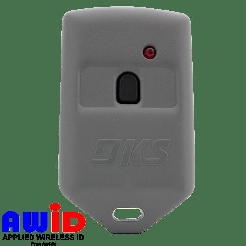 DoorKing MicroClick w-AWID Front