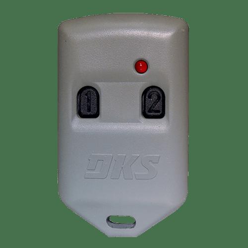 DoorKing MicroClick 2 Button Front