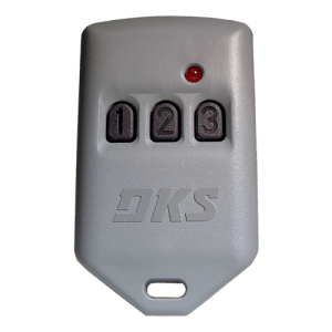 DoorKing MicroClick 3 Button Front