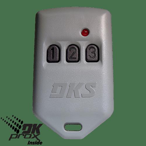 DoorKing MicroClick w-DKProx Front