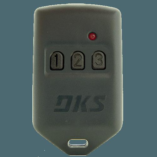DoorKing MicroPlus 3 Button Front