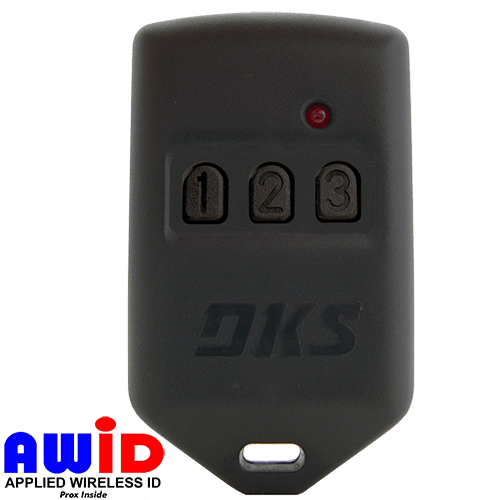 DoorKing MicroPlus w-AWID Front