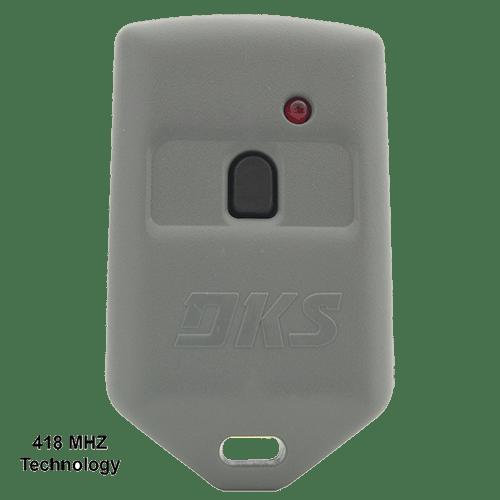 DoorKing MicroClik 418 MHz Front