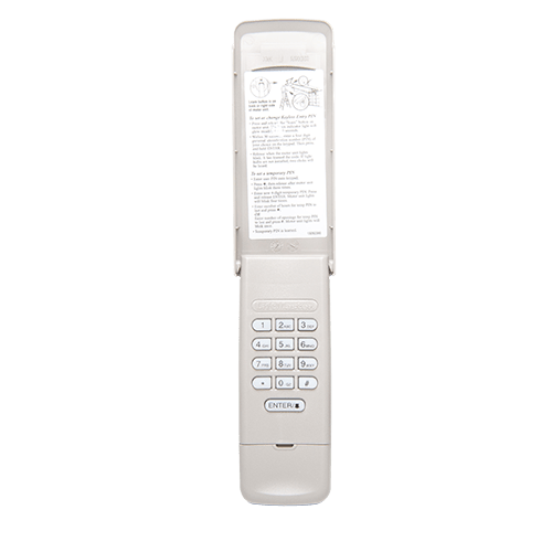 Liftmaster 877lm Security 2 0 Wireless Keypad Manual Guide