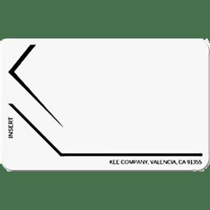 Kee Company V2 Insert Card Front