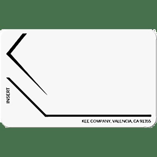 Kee Company V4 Insert Card Front