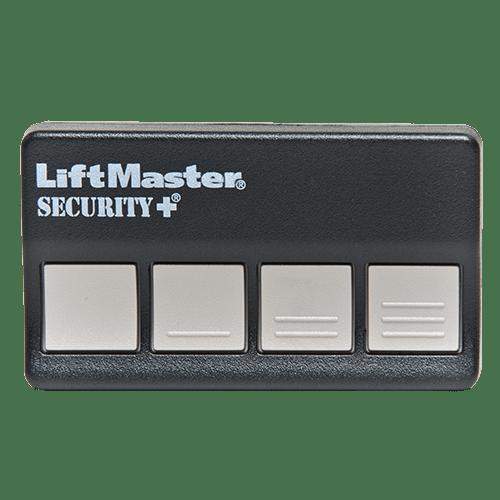 Liftmaster 4 Button Visor Front