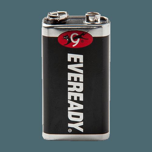 9 Volt Battery Front
