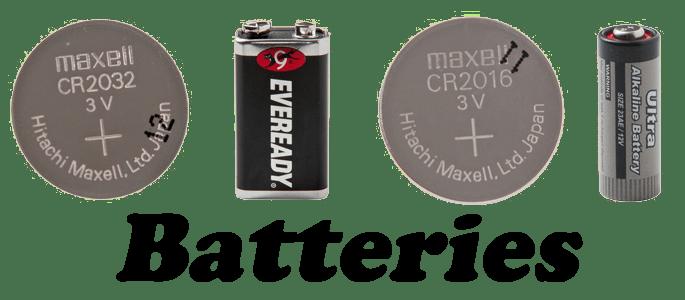 Battery-Header