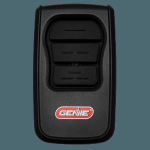 Genie 3 Button Master Remote Front