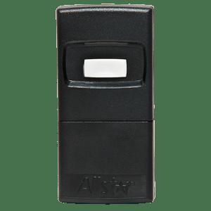 AllStar 1 Button Visor 318 MHz Front