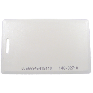 Rosslare Proximity Card Front