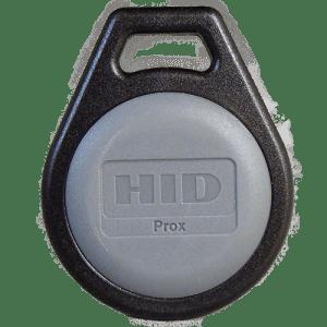 Kantech HID KeyFob KSF Format Front