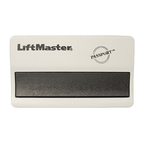 Liftmaster 1 Button Passport Front