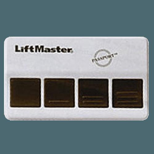 Liftmaster 4 Button Passport Front