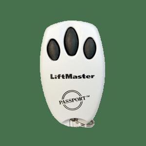 Liftmaster 3 Button Passport Front
