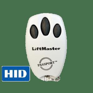 Liftmaster Passport w-HID Prox Front