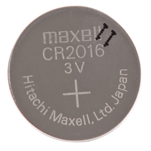 CR2016 3 Volt Lithium Battery Front