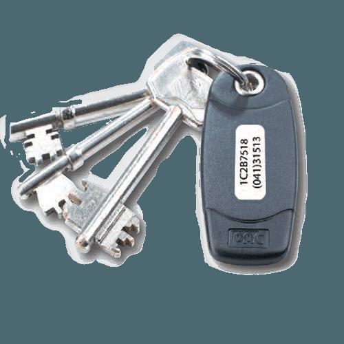 Stanley 26 Bit Proximity Key Fob Front
