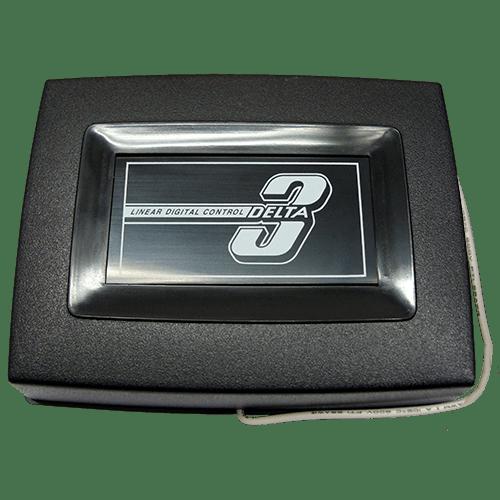 Linear Delta-3 Garage Receiver Front
