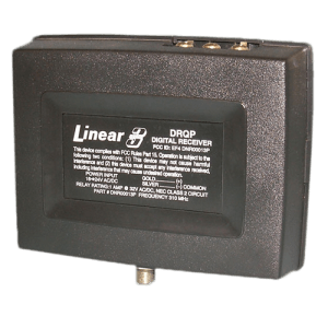 Linear Delta-3 Gate Receiver Front