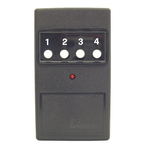 Linear Delta-3 4 Button Visor Front