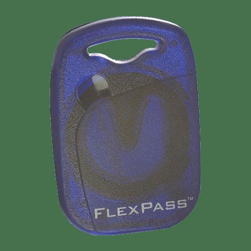 Indala 26 Bit FlexKey Key Fob Front