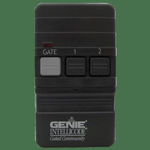 Genie 3 Button Visor Front