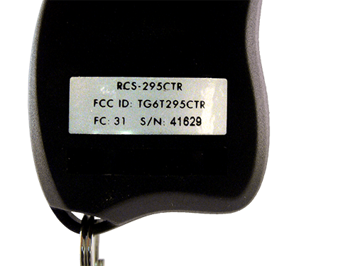 Titan ClikCard Compatible Back