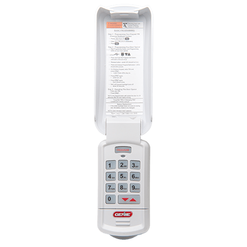 Genie Intellicode Keypad Front